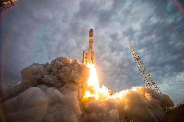 Pierwsza rakieta od czasu Saturn V
