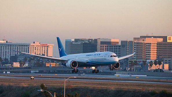 XIAMEN AIR 787-9 Dreamliner