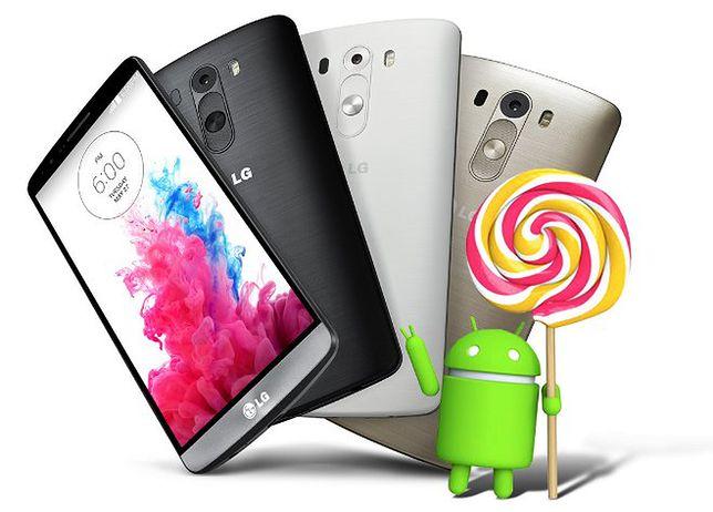 Lollipop w 18,1 proc. urządzeń z Androidem