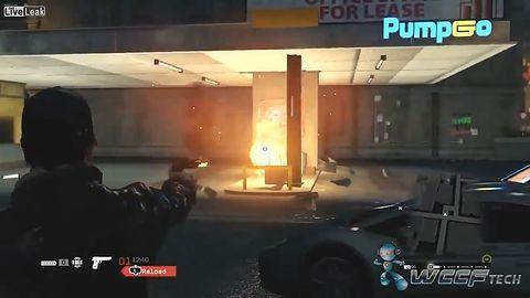 Wyciekły gameplaye z Watch Dogs