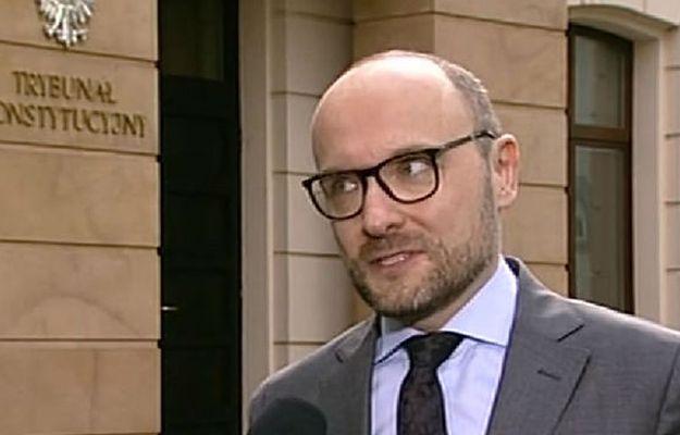Zaradkiewicz krytykował Rzeplińskiego za pobranie ekwiwalentu, a zrobił to samo