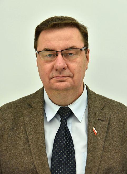 Szymon Giżyński jest posłem od IV kadencji Sejmu