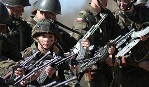 żołnierka wojsko polskie