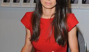 Marta Kaczyńska widzi sens w zadawaniu prac domowych