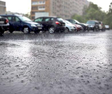 We wtorek wychodząc z domu zabierz parasol