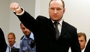 Anders Behring Breivik, norweski terrorysta, który zamordował 77 osób
