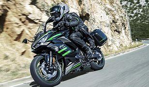Kawasaki zrobi motocykl z napędem hybrydowym. Silnik elektryczny wspomoże spalinowy
