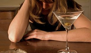 alkohol, kobieta