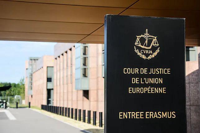 TSUE; Trybunał Sprawiedliwości Unii Europejskiej; Court of Justice of the European Union