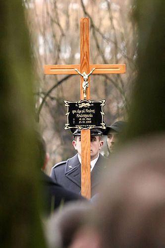 Uroczystości pogrzebowe gen. Andrzejewskiego