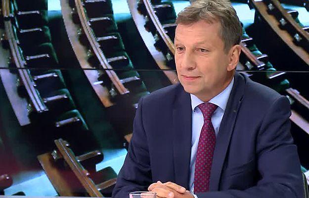 Andrzej Halicki w rozmowie z Kamilą Baranowską: Misiewicz nie może być kozłem ofiarnym