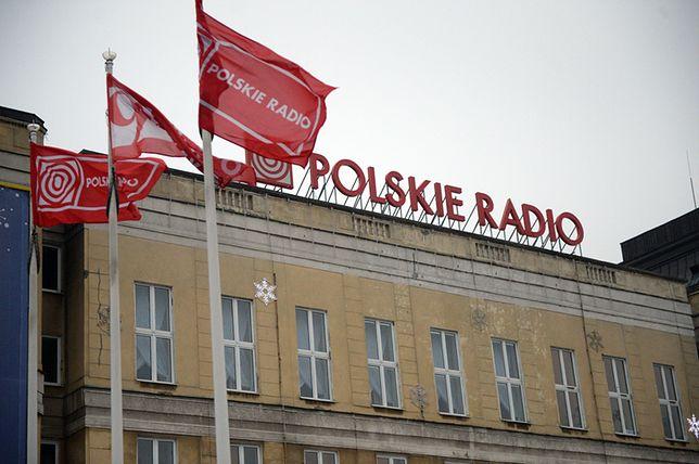 Siedziba Polskiego Radia przy Al. Niepodległości w Warszawie.