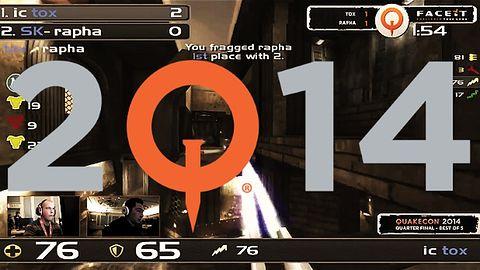 Quake Live pojawi się na Steamie - zobaczcie, jak wczoraj wymiatali zawodnicy na Quakeconie