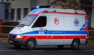 Sosnowiec: tramwaj hamował, ale zmarła kobieta. Jest też poszukiwany