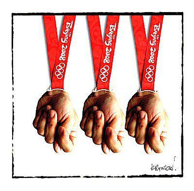 Polskie medale na olimpiadzie w Pekinie
