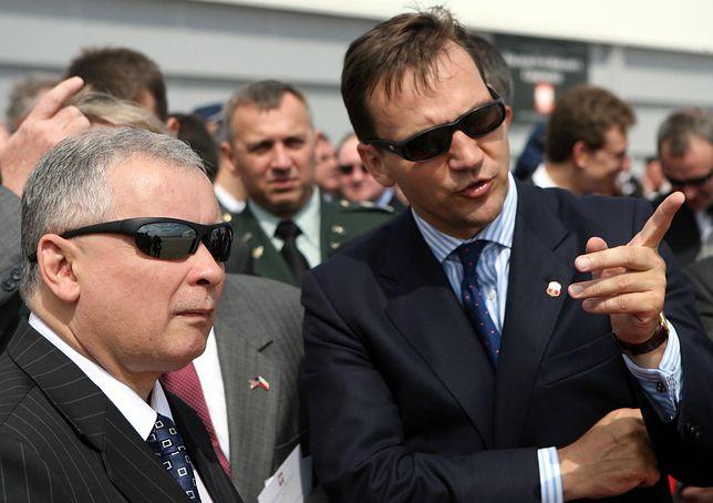 """""""Prezes Kaczyński już urwał się z orbity okołoziemskiej i jest wciągany w jakąś emocjonalną czarną dziurę, porusza się w przestrzeni kosmicznej"""""""