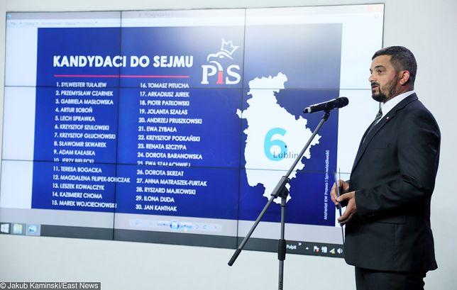 Wybory parlamentarne 2019. Są listy PiS. Wystartują m.in. ojcowie premiera i prezydenta
