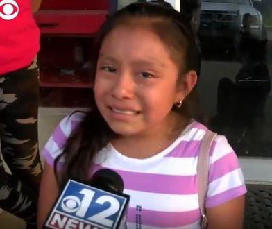 """11-letnia Magdalena z USA z płaczem błaga o uwolnienie taty. """"Potrzebuję ojca"""""""