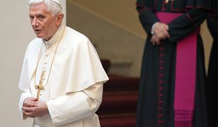 Mocne słowa Benedykta XVI. Izrael nie będzie zadowolony