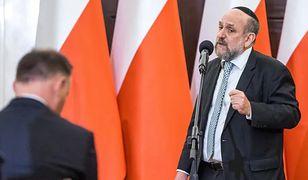 Rabin Schudrich: Nawet jeśli komuś się to nie podoba, w Polsce jestem u siebie [WYWIAD]