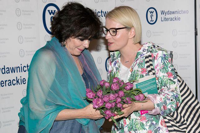 Katarzyna Grochola pokazała zdjęcie z córką sprzed lat