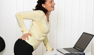 Komu dokuczają bóle pleców?