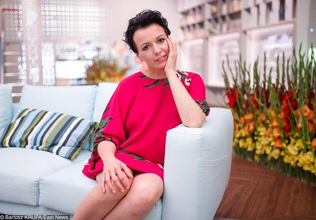"""Katarzyna Adamiak-Sroczyńska była producentką """"Pytania na śniadanie"""" od lutego 2017 r."""