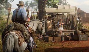 Rockstar Games ujawniło gameplay z nadchodzącego Red Dead Redemption 2.