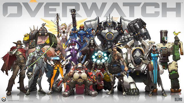 Overwatch to gra FPS stworzona przez Blizzard Entertainment,