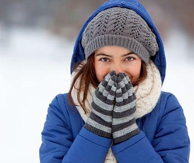 Zima nie sprzyja urodzie