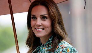Księżna Kate cierpi na rzadką dolegliwość hyperemesis gravidarum.