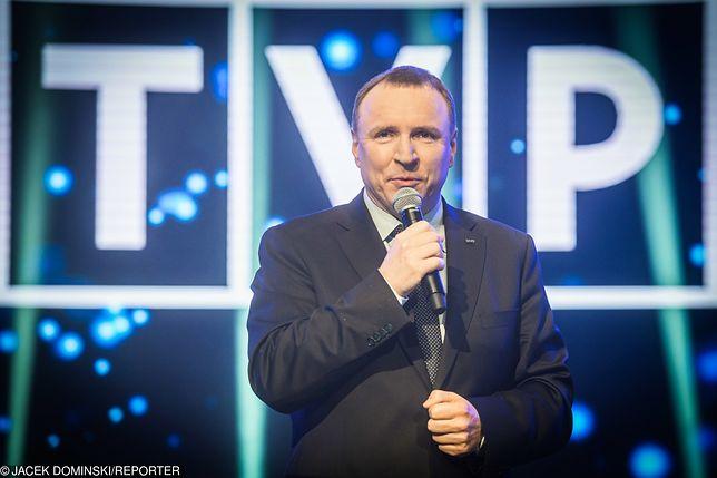 Od października 2016 roku prezesem zarządu Telewizji Polskiej jest Jacek Kurski