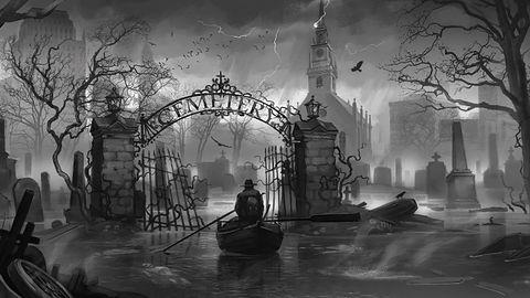 The Sinking City - poznaliśmy datę premiery tej niepoczytalnej gry