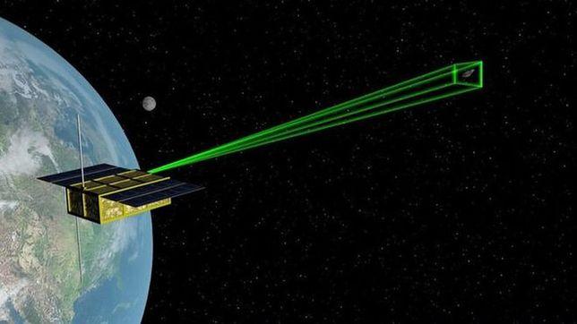 Projekt szkockiego satelity.