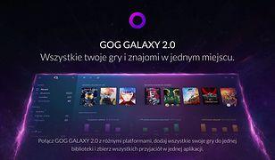 Zajawka GOG Galaxy 2.0