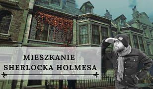 Mieszkanie Sherlocka Holmesa z gry Devil's Daughter