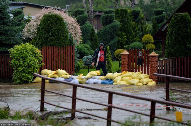 Pogoda. Mieszkańcy Podkarpacia walczą ze skutkami nawałnic