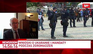 Koronawirus w Polsce. Prezes NRA Jacek Trela: mamy państwo opresyjne
