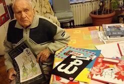 Henryk Filipski niedługo kończy 100 lat. Akcja urodzinowa objęła całą Polskę