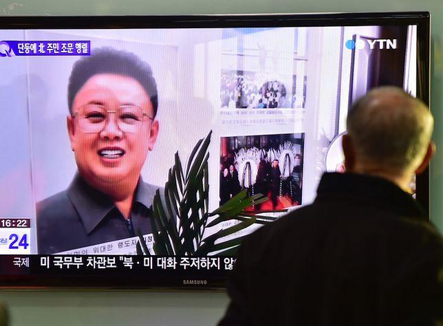 Metro w Seulu. Materiał o 3. rocznicy śmierci Kim Dzong Ila