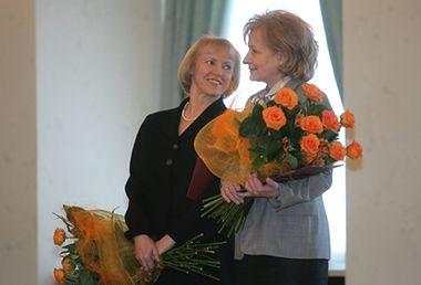 Zyta Gilowska - nowa minister finansów i wicepremier