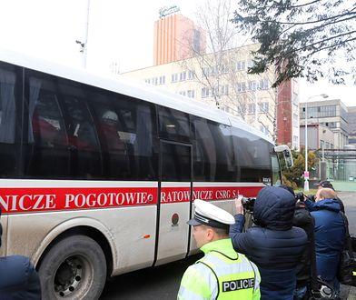 W akcji w czeskiej kopalni uczestniczą też polscy ratownicy