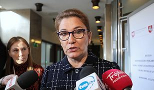 """Beata Mazurek oceniła decyzję premiera jako """"słuszną"""""""