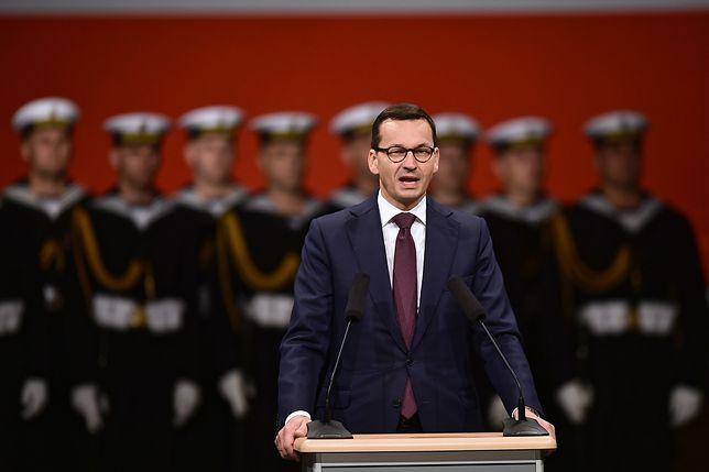 Na Westerplatte premier Mateusz Morawiecki nawoływał do jedności