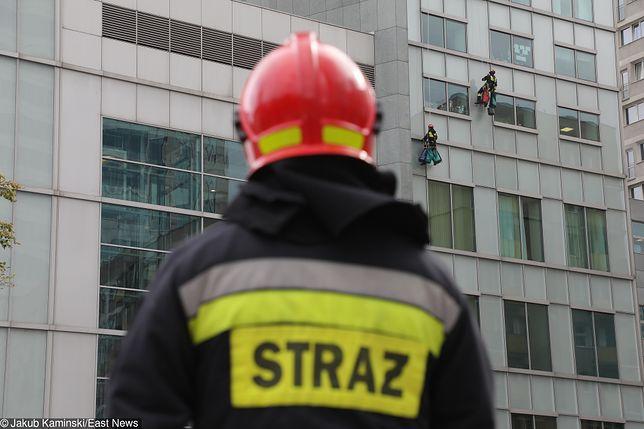 Hotel InterContinental w Warszawie. Akcja służb
