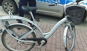 Miejski rower z Warszawy znaleziony... pod Mińskiem. Policja zatrzymała 69-latka