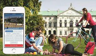 """Odkryj atrakcje stolicy z nową aplikacją """"Warsaw Tour"""""""