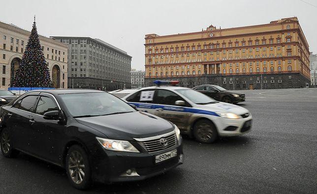 Siedziba GRU w Moskwie