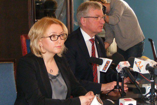 """Afera """"mailowa"""" w Poznaniu - wiceprezydent miasta podała się do dymisji"""