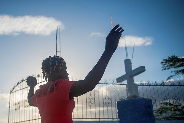 Haiti. Ksiądz porwany podczas mszy. (Zdjęcie ilustracyjne).